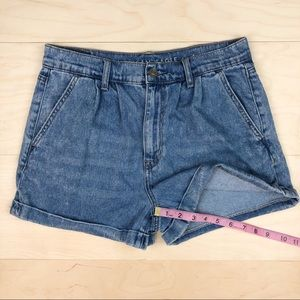 American Eagle Outfitters Shorts - American Eagle High Rise Mom Short